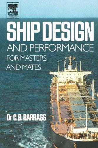 船舶设计和船长和大副的性能