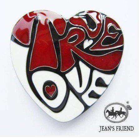 belt buckles men western cowboys cool vintage harley heart love red white