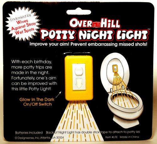Design Sense OTH Potty Night Light