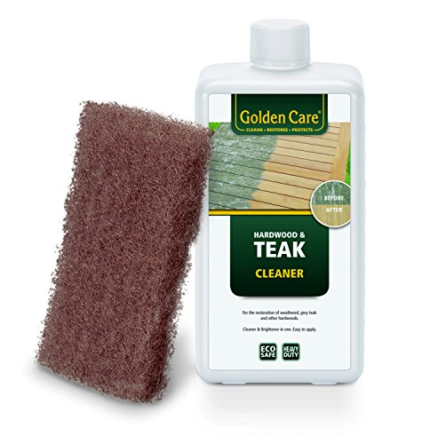 Golden Care Teak Cleaner (Outdoor Wood Furniture Oil compare prices)