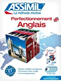echange, troc Anthony Bulger - Perfectionnement Anglais (1 livre + 4 CD Audio)