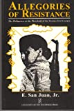 img - for Allegories of Resistance: The Philippines at the Threshold of the Twenty-First Century book / textbook / text book