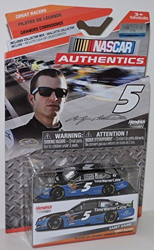 2015-edition-great-racers-nascar-authentics-kasey-kahne-5-time-warner-cable-1-64-scale-diecast-car-w
