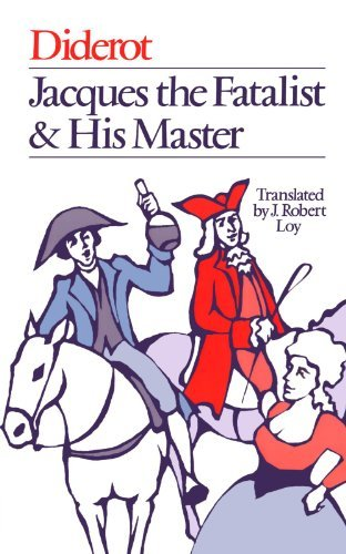 Jacques the Fatalist and His Master by Denis Diderot (1979-01-17)
