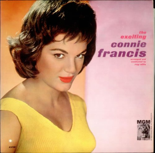 Connie Francis - The Exciting Connie Francis - Zortam Music