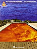 Red Hot Chili Peppers: Californication (Guitar Recorded Versions) Jeff Jacobson