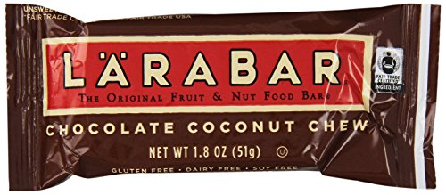 Larabar Chocolate Coconut Chew -- 16 Bars (Energy Chocolate Chews compare prices)