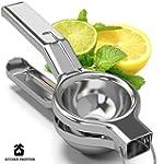 Premium Lemon Squeezer - Quality Stee...