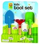 Kid's 3-Piece Garden Tool Set