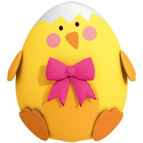 plush easter chick - 1