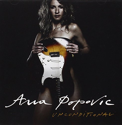 CD : Ana Popovic - Unconditional (CD)