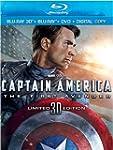 Captain America: The First Avenger [B...