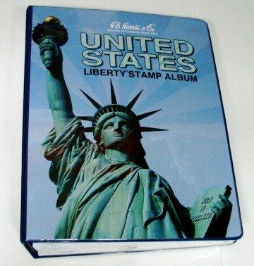 US Liberty Stamp Album Vol.I (1847-2000)