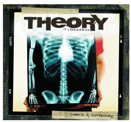 Theory Of A Deadman - Scars & Souvenirs - Zortam Music