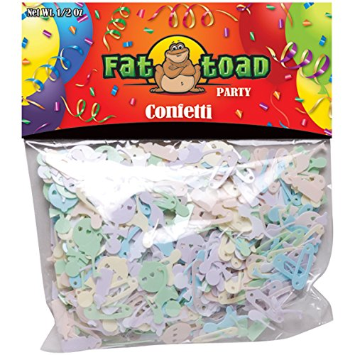Axiom International  Baby Symbols Confetti, 0.5-Ounce, 1-Pack
