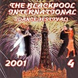 Tema International Ltd That Blackpool International Dance Festival 2001 CD Music For Dancing recorded in tempo for music teaching performance or general listening and enjoyment