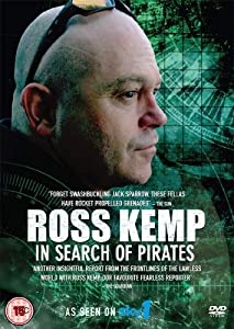 Ross Kemp in Search of Pirates [DVD]