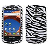 Zebra Print Protector Case for Samsung Epic 4G (Galaxy S) Sprint
