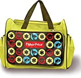 #8: Baby Bucket Fisher-Price Diaper Changing Bag (Green)