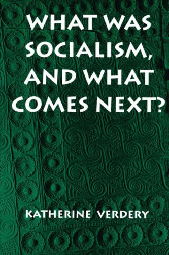 What Was Socialism, and What Comes Next? (Princeton...