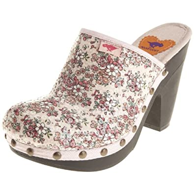 Rocket Dog Women's Gallery Party Floral Pink Casual 3 UK