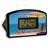 Big Mouth Toys Countdown Timer-Retirement Red Chair (Blister)