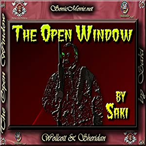 The Open Window Audiobook