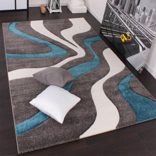 tappeto-di-design-motivo-ondulato-orlo-lavorato-a-mano-colori-grigio-turchese-bianco-dimensione80x15