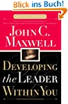 Developing the Leader Within You (Eng...