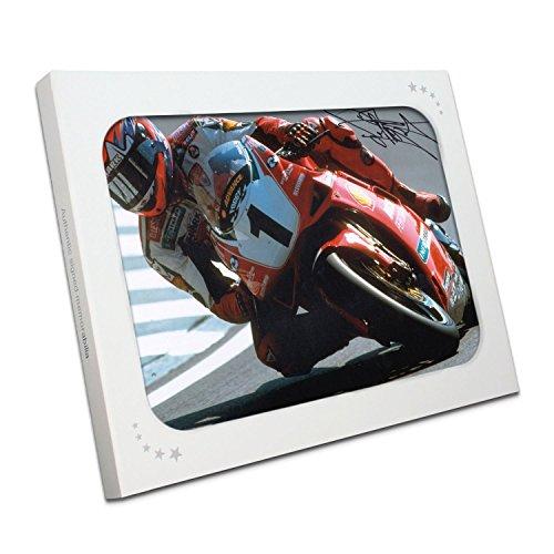 carl-fogarty-superbikes-firmadas-foto-cornering-at-brands-hatch-en-caja-de-regalo