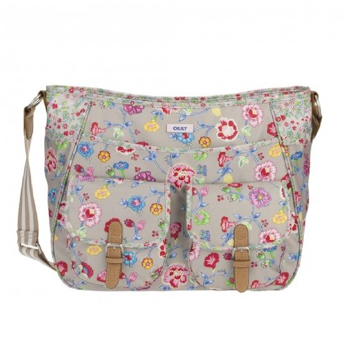 Oilily Classic Ivy Shoulderbag A4 - Caffe Latte
