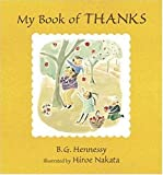img - for My Book of Thanks book / textbook / text book