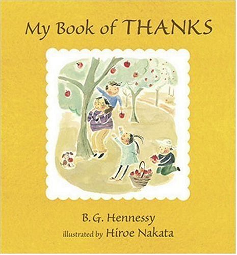 Books of thanks