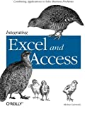 img - for Integrating Excel and Access book / textbook / text book