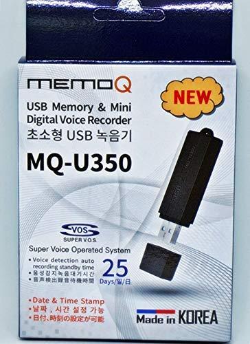 E-SONIC Voice Recoder MQ-U350 / 8GB / USB Type / International ver.