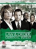 Law & Order: Criminal Intent - Season 4 [Import anglais]