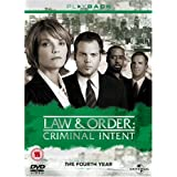 Law & Order: Criminal Intent - Season 4 - Complete [DVD] [2004]by Vincent D'Onofrio