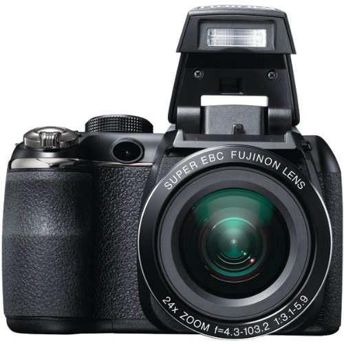 14.0 Megapixel Finepix S4200 Digital Camera -
