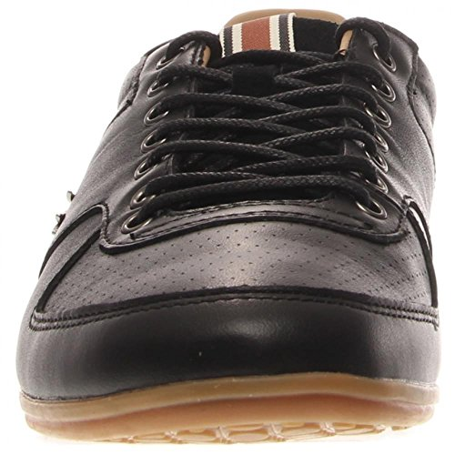 Lacoste Men's Taloire 17 Srm Fashion Sneaker, Size: 10 D(M) US, Color: Black