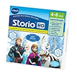 Vtech - 274505 - Jeu Pour Tablette - Hd Storio - La Reine Des Neiges