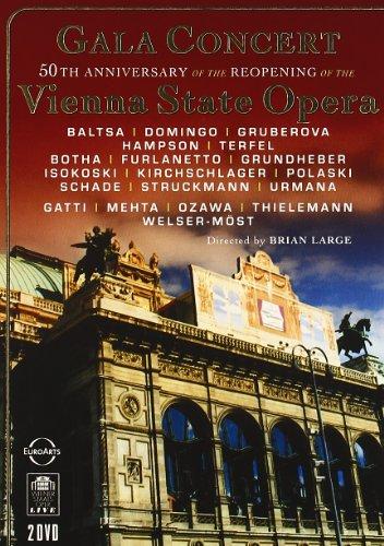 Gala-Konzert der Wiener Staatsoper (2 DVDs)