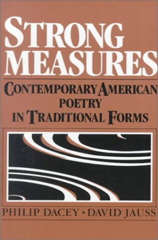 Strong Measures: Contemporary American Poetry In...