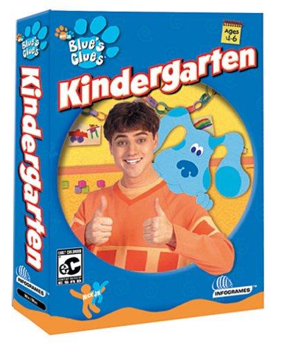 Blue s Clues KindergartenB00006G98B