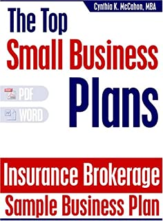 Business plan insurance brokerage