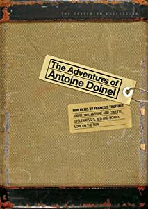 Francois Truffaut's Adventures of Antoine Doinel (The 400 Blows / Antoine & Collette / Stolen Kisses / Bed & Board / Love on the Run) (The Criterion Collection)
