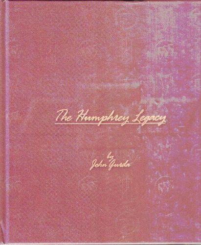 Image for The Humphrey Legacy