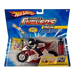 Amazon.com: Hot Wheels Formular Fuelers Motos Motorbike