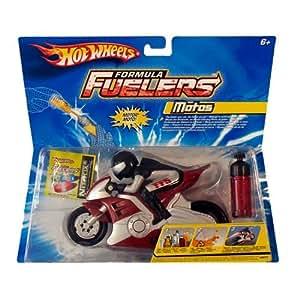 .com: Hot Wheels Formular Fuelers Motos Motorbike New: Toys & Games