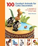 100 Fondant Animals for Cake Decorato...