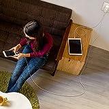 iPhone-Kabel-2-Pack-09m-18m-Apple-Lightning-USB-Kabel-fr-iPhone-iPad-iPod-und-andere-Apple-Gerten-von-RAVPower-verstrktes-militrisches-Kevlar-Material-mehr-als-12000-mal-Knicktest-schnelle-Aufladung-A